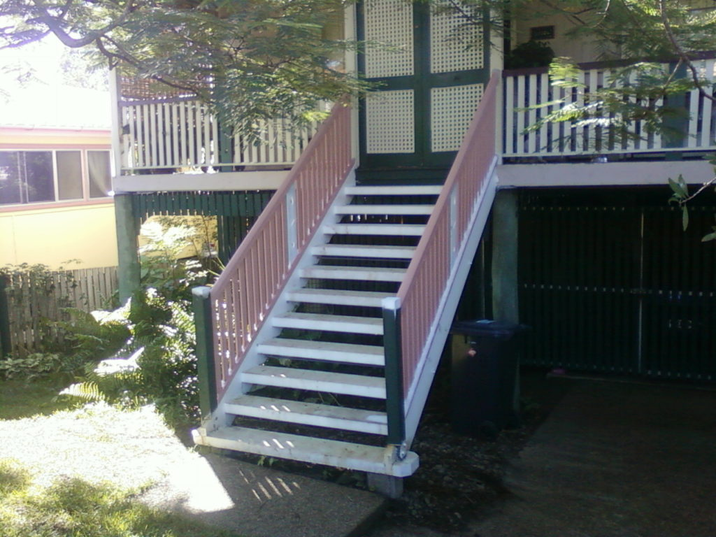 Replacement Stairs